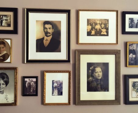 How to Create a Beautiful Ancestor Wall