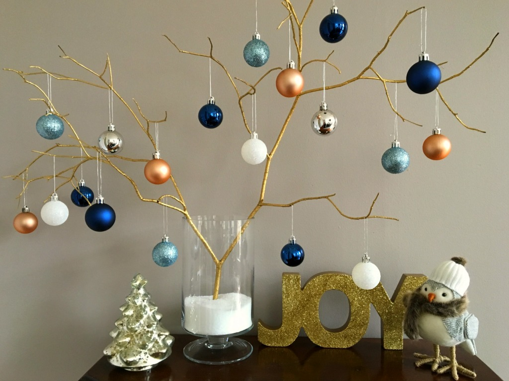 Easy, elegant DIY Christmas decor