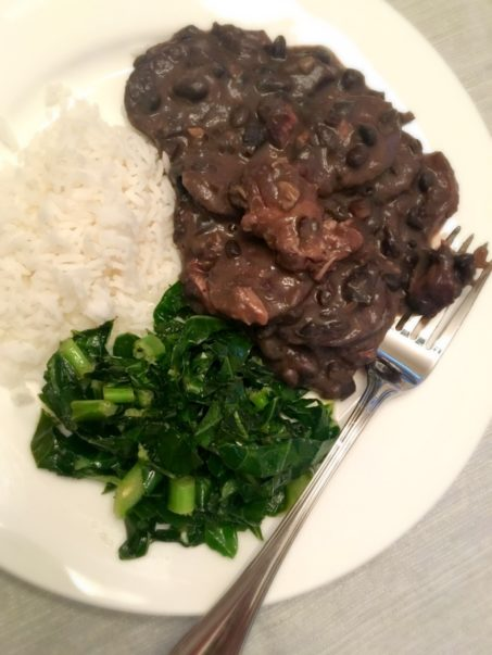 Feijoada: classic Brazilian stew recipe
