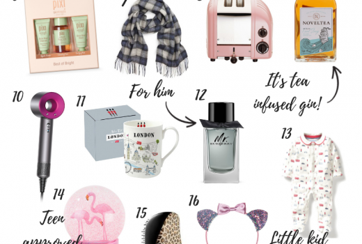 Holiday Gift Guide: Best of British
