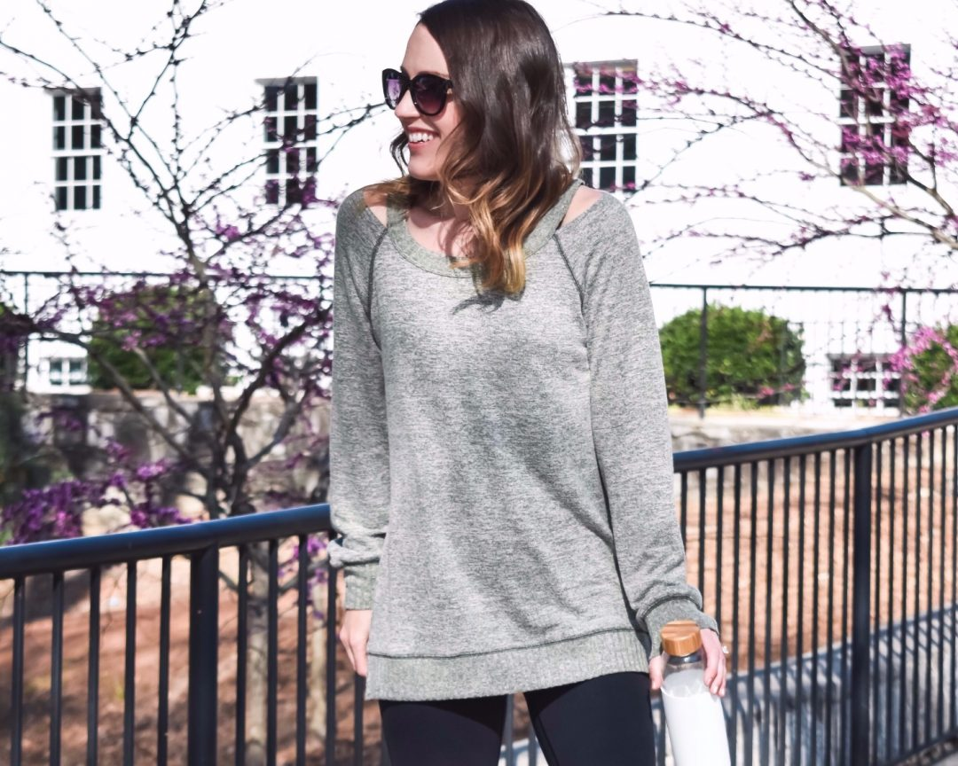 Why I'm Finally Embracing Athleisure Style
