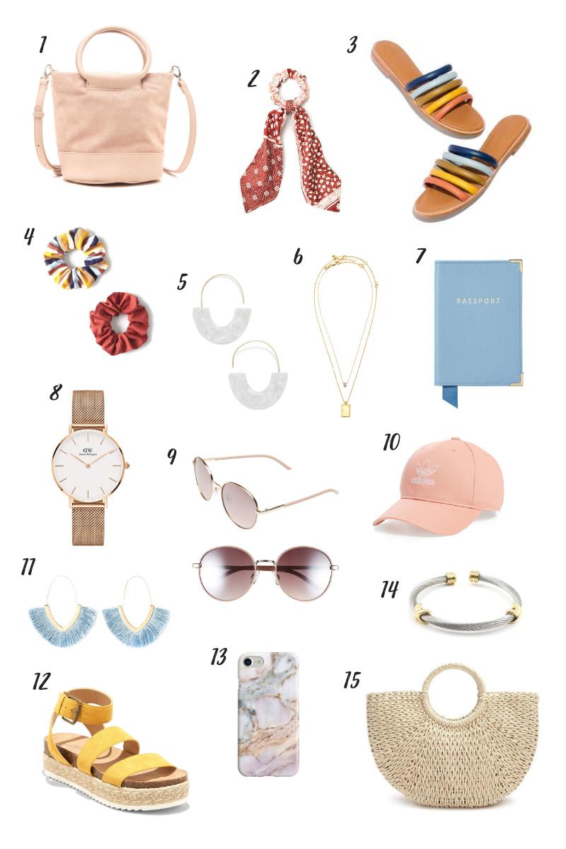 Spring Accessories Round-Up