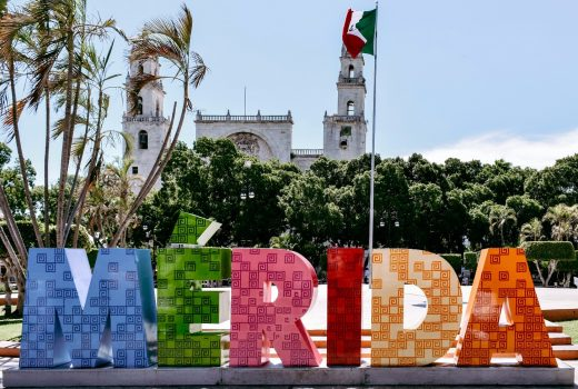 Travel Guide to Mérida Mexico