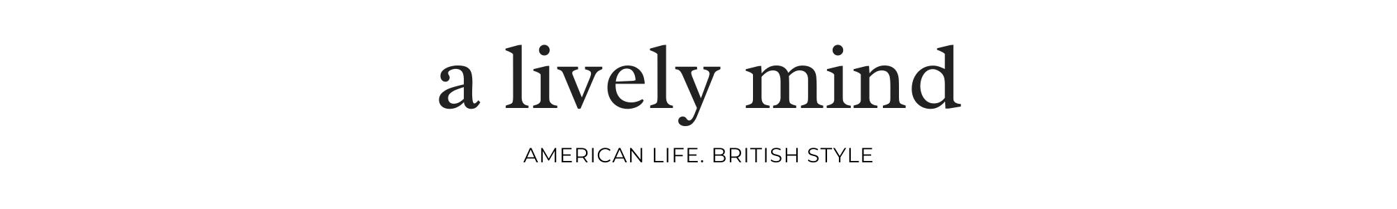 A Lively Mind