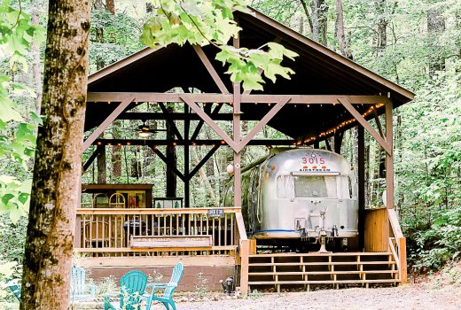 What to pack for a glamping trip