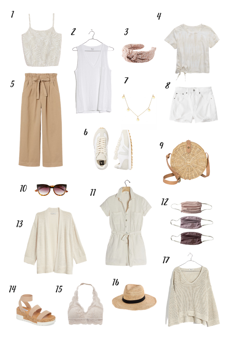 Easy Neutrals for Summer 2020